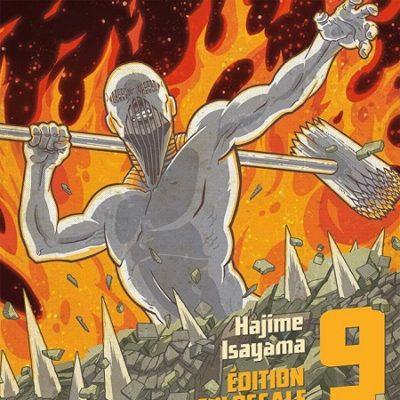 L'Attaque des Titans T9 - Édition Colossale (11/09/19)