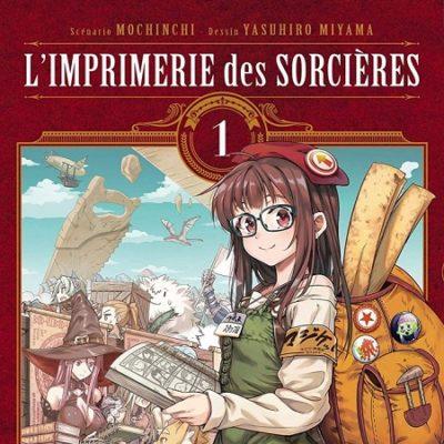 L'imprimerie des sorcières T1 (25/09/19)