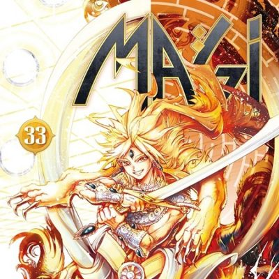 Magi - The Labyrinth of Magic T33 (12/09/19)