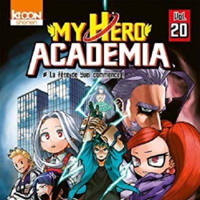 My Hero Academia T20 (05/09/19)