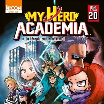 My Hero Academia T20