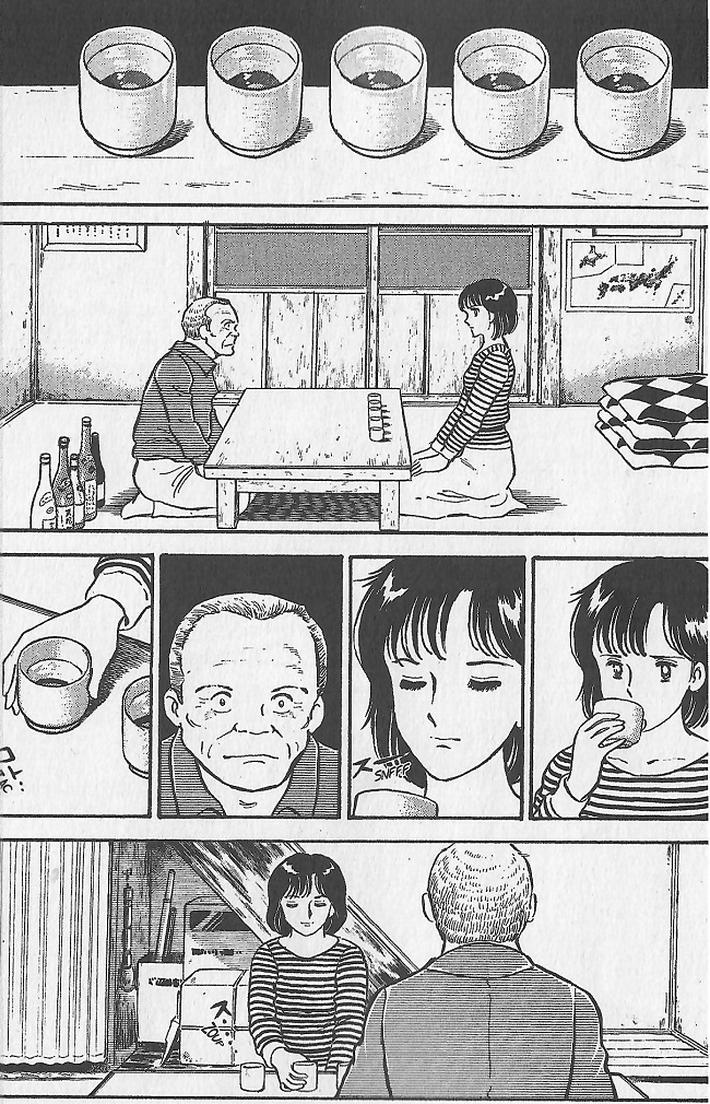 Natsuko no Sake-dégustation