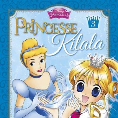 Princesse Kilala T3 - Réédition 2019 (18/09/19)