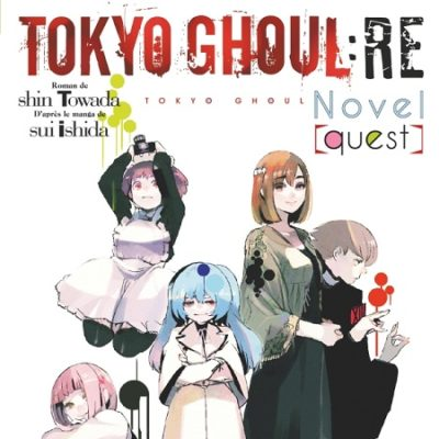 Tokyo Ghoul Re Roman - Tome 1 (18/09/19)