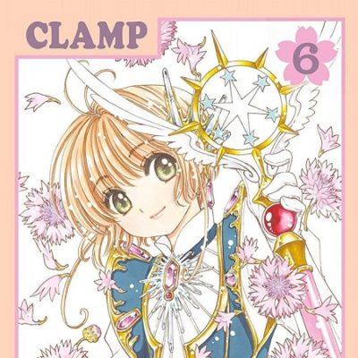 Card Captor Sakura Clear Card Arc T6 (09/10/2019)