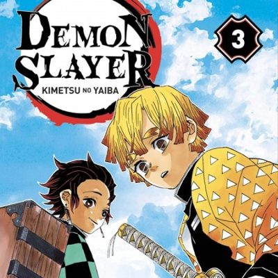 Demon Slayer T3 (09/10/2019)