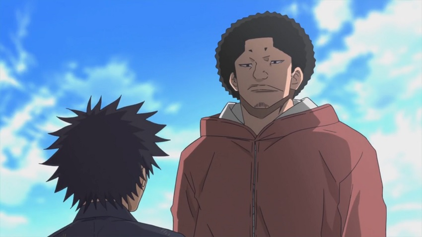 Ahiru no Sora-rencontre