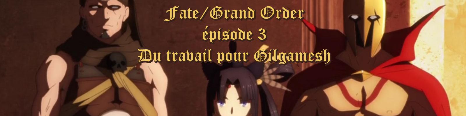 Fate Grand Order 3