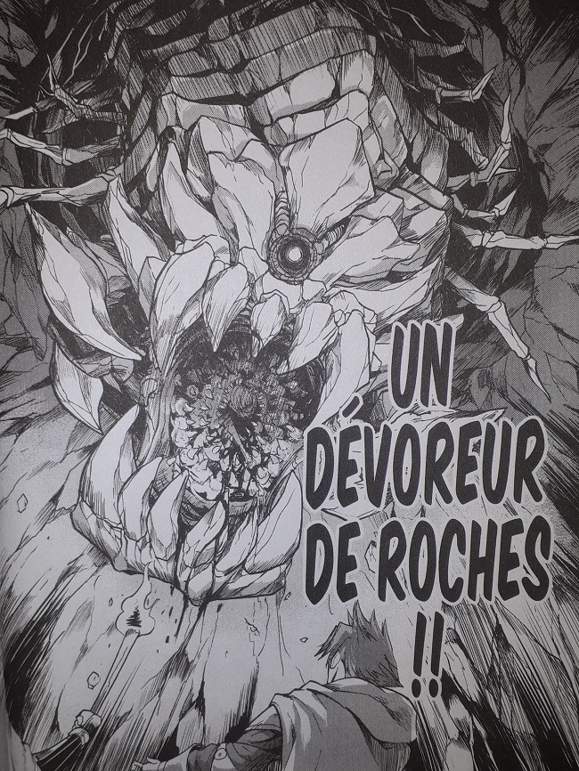 Goblin Slayer Year One-dévoreur