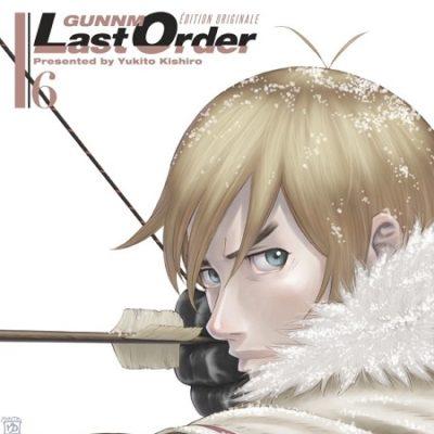 Gunnm Last Order T6 (16/10/19)