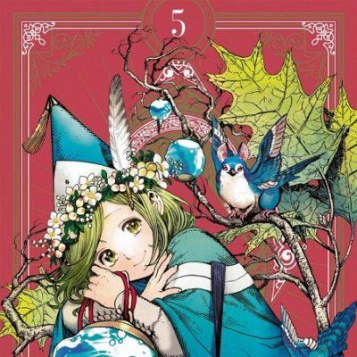 L'Atelier des Sorciers T5 - Edition Collector (23/10/19)