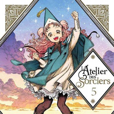 L'Atelier des Sorciers T5 (23/10/19)