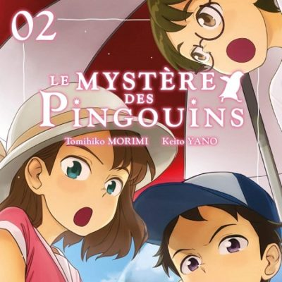 Le Mystère des Pingouins T2 (16/10/19)