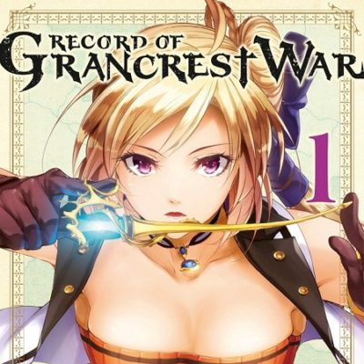 Record of Grancrest War T1