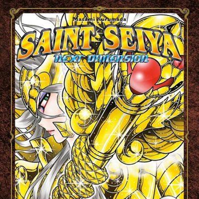 Saint Seiya - Next Dimension - Le mythe d'Hadès T12 (09/10/2019)