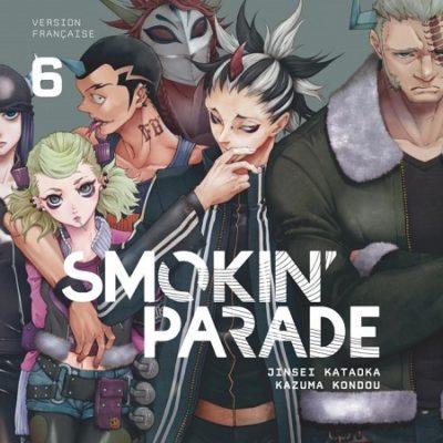 Smokin' Parade T6 (11/10/2019)