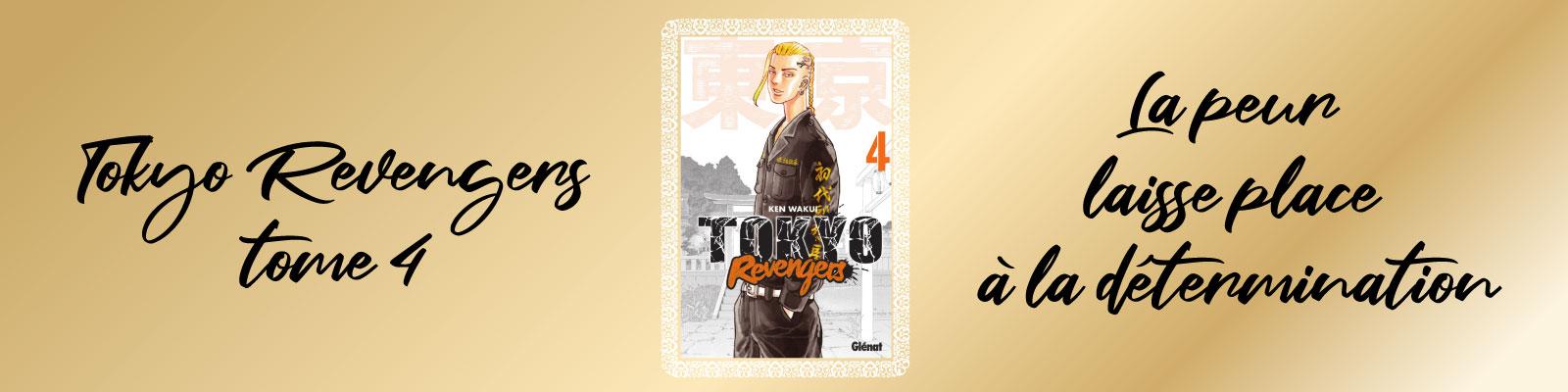 Tokyo Revengers T4