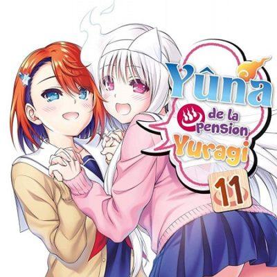 Yûna de la pension Yuragi T11 (09/10/2019)