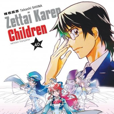 Zettai Karen Children T40 (25/10/19)
