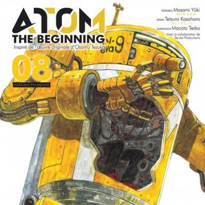 ATOM The Beginning T8 (08/11/19)