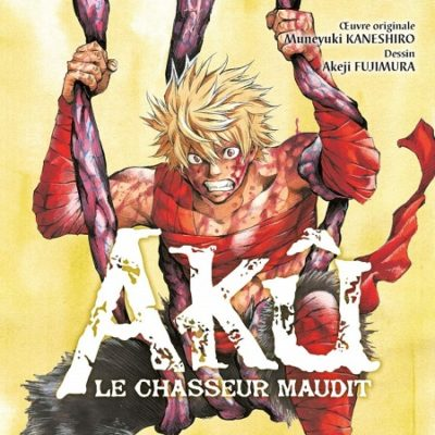 Akû - Le chasseur maudit T4 (06/11/19)
