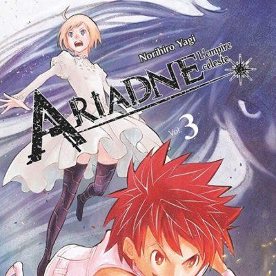 Ariadne, L'empire céleste T3 (06/11/19)