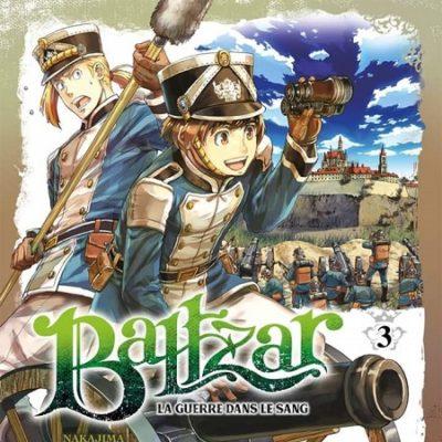 Baltzar - La guerre dans le sang T3 (15/11/19)