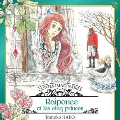 Contes imaginaires - Raiponce et les cinq princes (20/11/19)