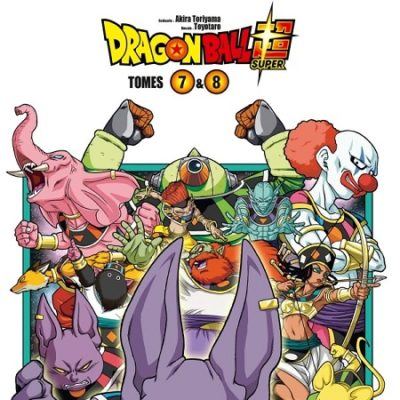 Dragon Ball Super Coffret T7 & 8 (20/11/19)