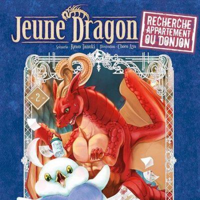 Jeune Dragon recherche appartement ou donjon T2 (27/11/19)