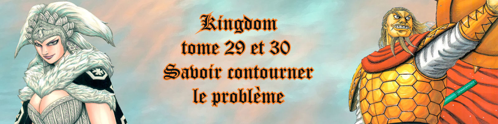 Kingdom T29 & 30