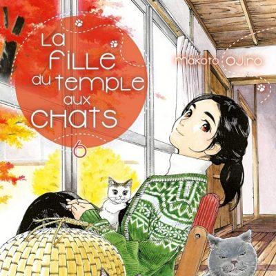 La fille du temple aux chats T6 (27/11/19)