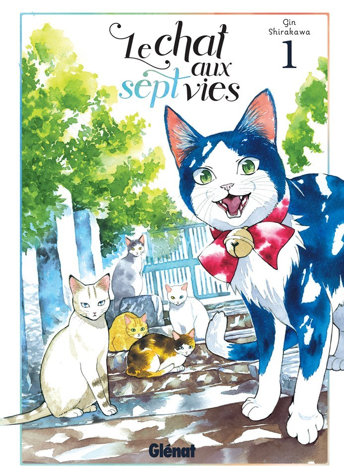 Le chat aux sept vies