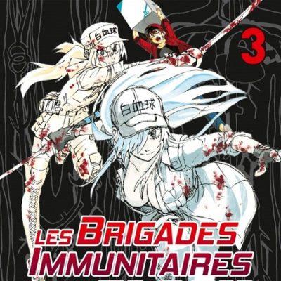 Les Brigades Immunitaires Black T3 (27/11/19)