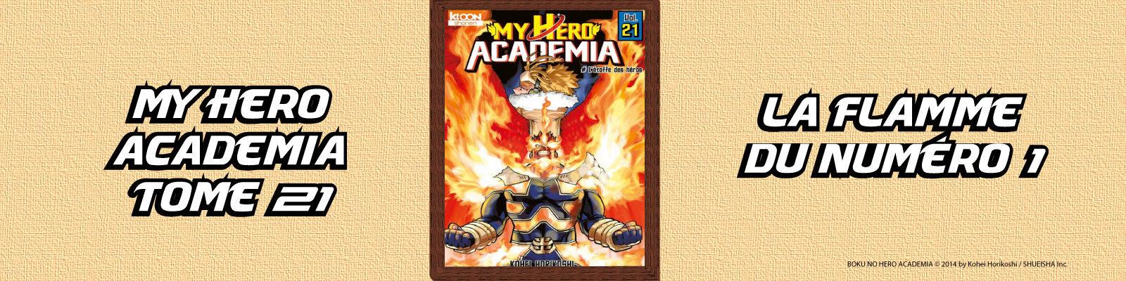 My Hero Academia T21