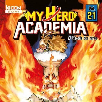 My Hero Academia T21 (07/11/19)