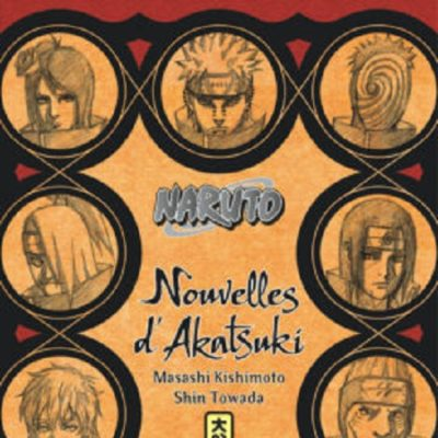Naruto Nouvelles d'Akatsuki (22/11/19)
