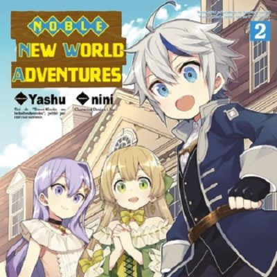 Noble - New World Adventures T2 (28/11/19)