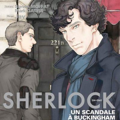 Sherlock - Un scandale à Buckingham partie 1 (14/11/19)