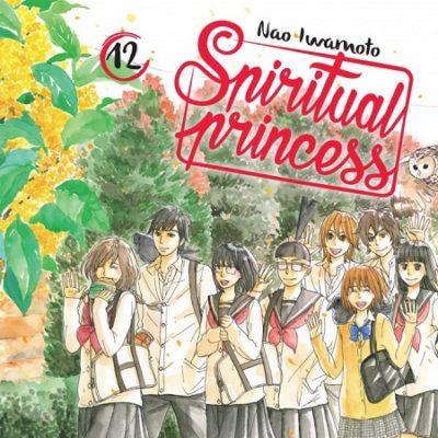 Spiritual princess T12 FIN (13/11/19)