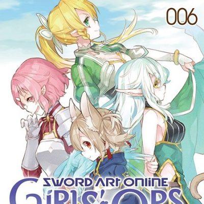 Sword Art Online - Girls' Ops T6 (15/11/19)