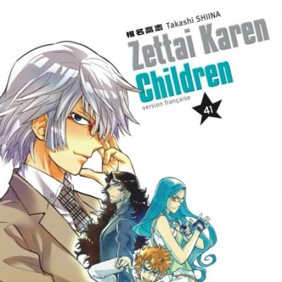 Zettai Karen Children T41 (06/12/19)