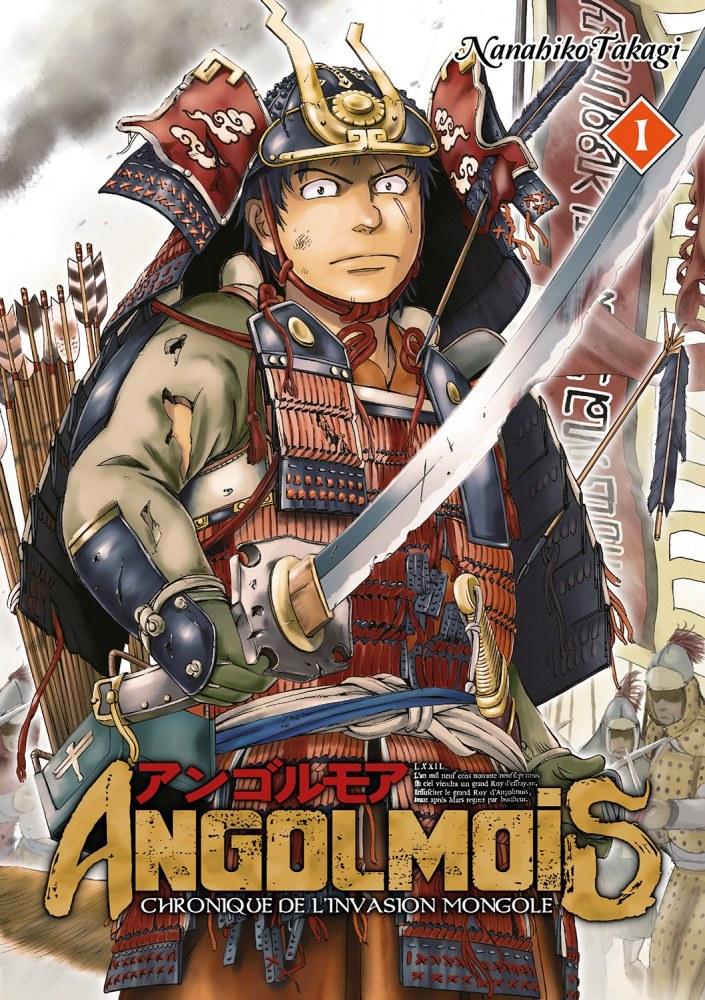 Angolmois-sélection manga 2019
