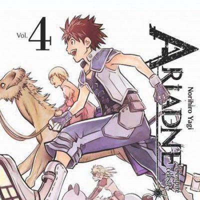 Ariadne, L'empire céleste T4 (02/01/20)
