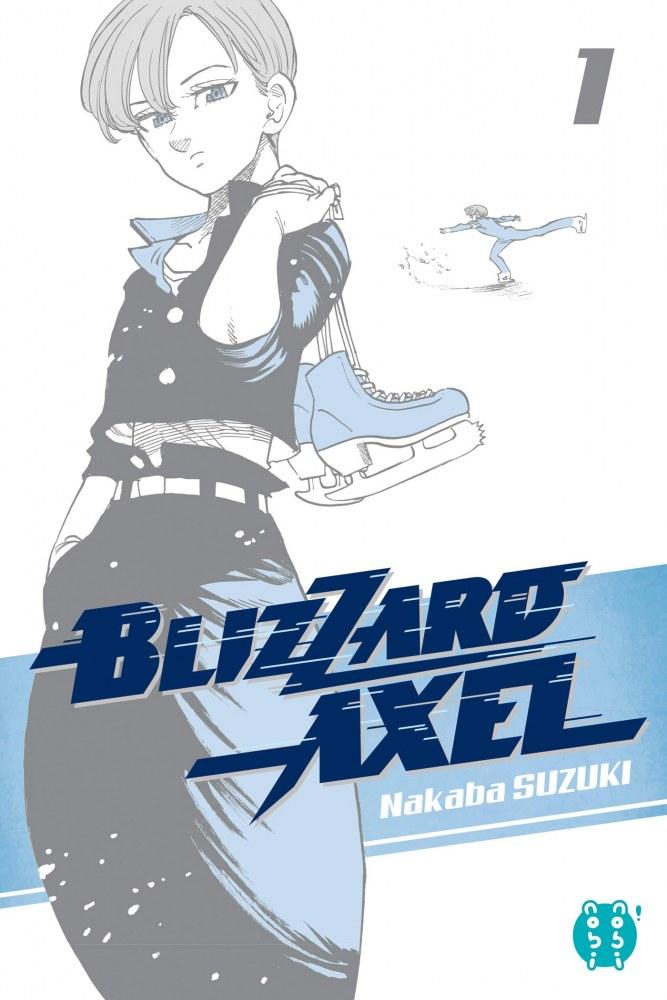 Blizzard Axel-sélection manga 2019