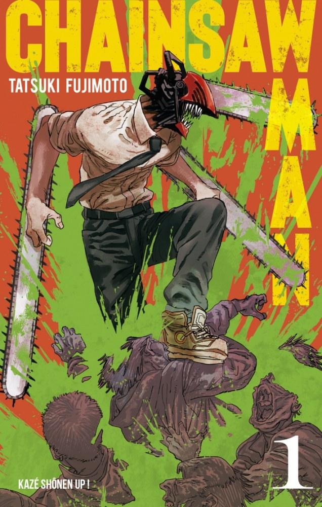 Chainsaw Man-Kazé