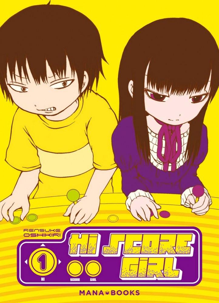Hi Score Girl-sélection manga 2019