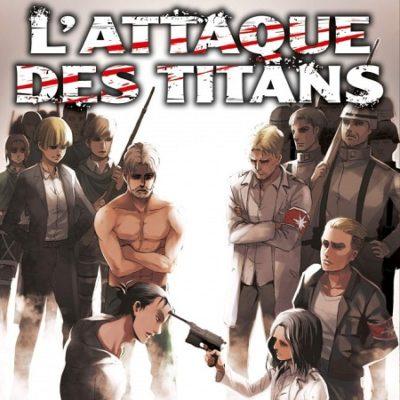 L'Attaque des Titans T29 (11/12/19)