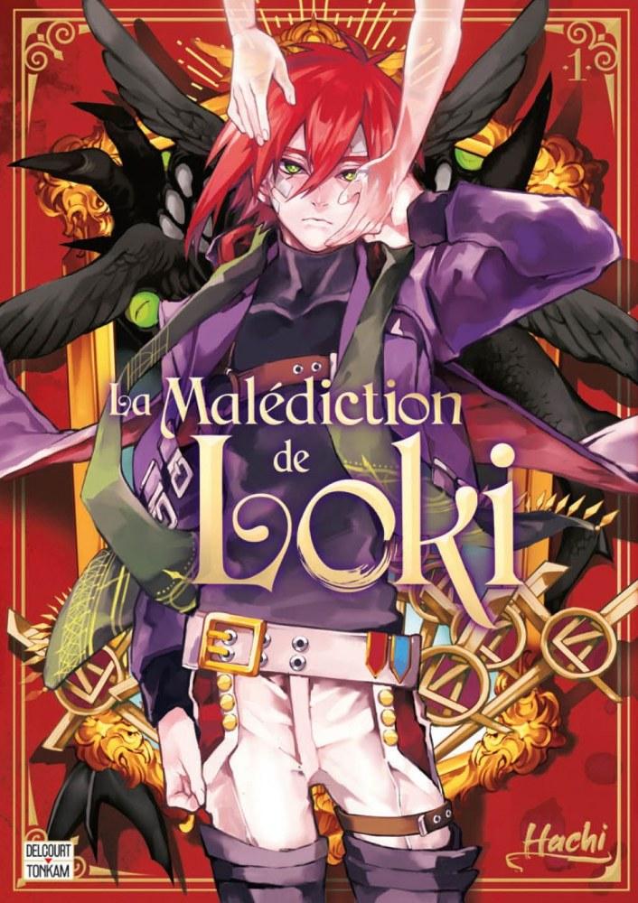 La Malédiction de Loki-sélection manga 2019