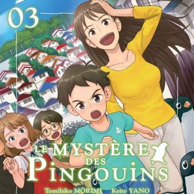 Le Mystère des Pingouins T3 (11/12/19)